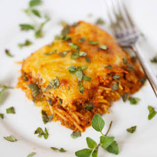 Baked Spaghetti – The Easiest Dish on the Planet.