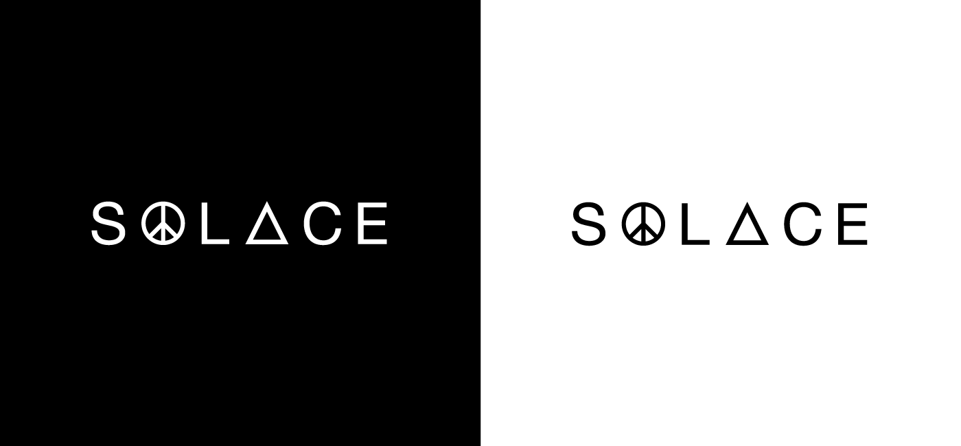 The Solace Black / White Variations