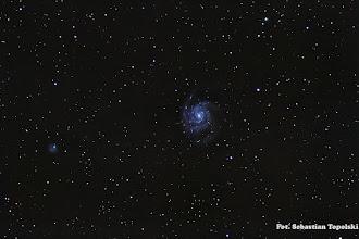 Photo: Galaktyka M101 i NGC5474