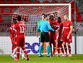Zeven doelpunten in de heenwedstrijd tussen Antwerp en Rangers