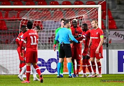 Ondanks mooi parcours: Europa League eist een hoge tol voor Antwerp in de competitie