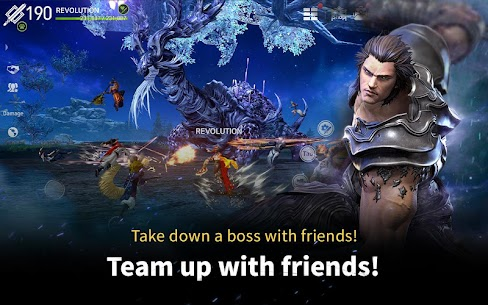 Blade&Soul Revolution Apk Download For Android and Iphone 8