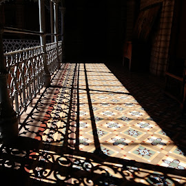 Cast iron shadows  by Sandeep Karyakarte - Buildings & Architecture Architectural Detail (  )