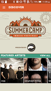 Summer Camp Music Festival- screenshot thumbnail