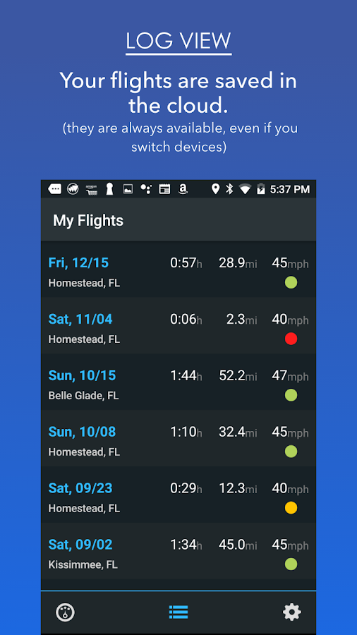 PPG Finder- screenshot