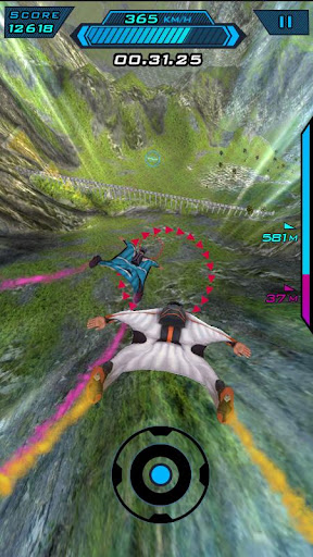 Wingsuit Flying 1.0.4 screenshots 4