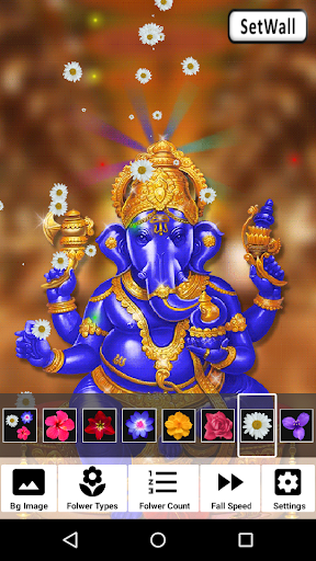 5D Ganesh Live Wallpaper - Lord Ganesh, Hindu gods 1.0.3 screenshots 7