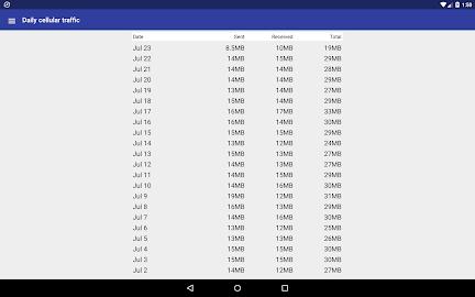 DU Meter Screenshot 7