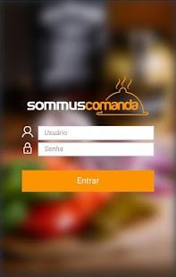 SommusComanda Demo - náhled