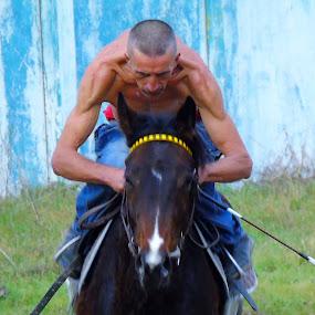 by Milos Krsmanovic - Sports & Fitness Rodeo/Bull Riding
