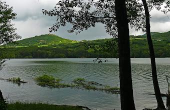 Photo: Panoramica del lago