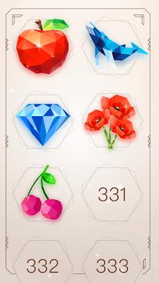 Love Poly - 新感覚3dパズルのおすすめ画像3