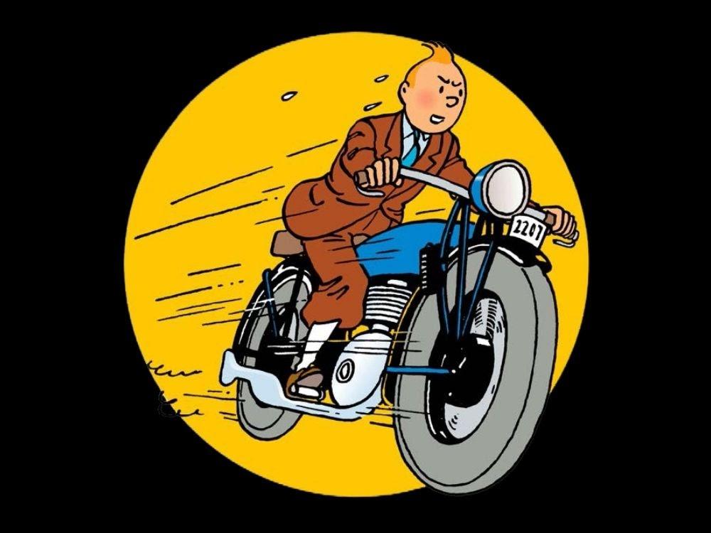Tintin Akan Terus Berpetualang