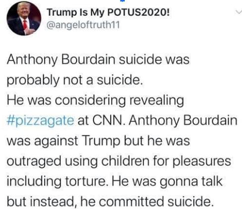 Giải mã bí ẩn phía sau cái chết của đầu bếp nổi tiếng Anthony Bourdain- Ảnh 2