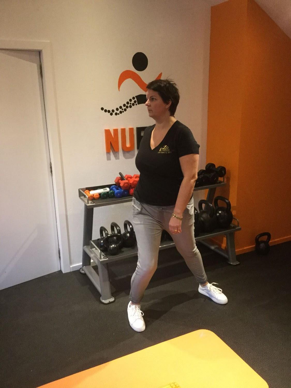 In de kijker - Sharon (winkel Zoo Mooi) in actie tijdens haar Personal Training bij Nufit
