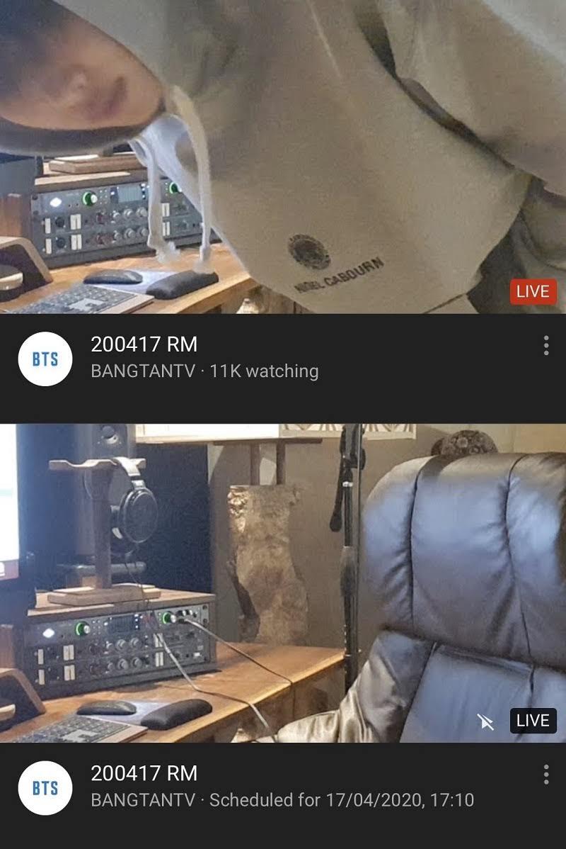 RM crashed the Youtube