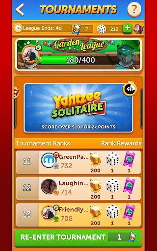 YAHTZEEu00ae With Buddies Dice Game 7.6.1 screenshots 16