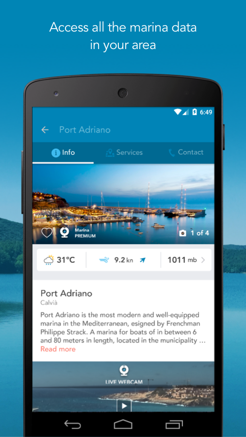 Smartsea- screenshot