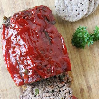 The Best Gluten Free Meatloaf.