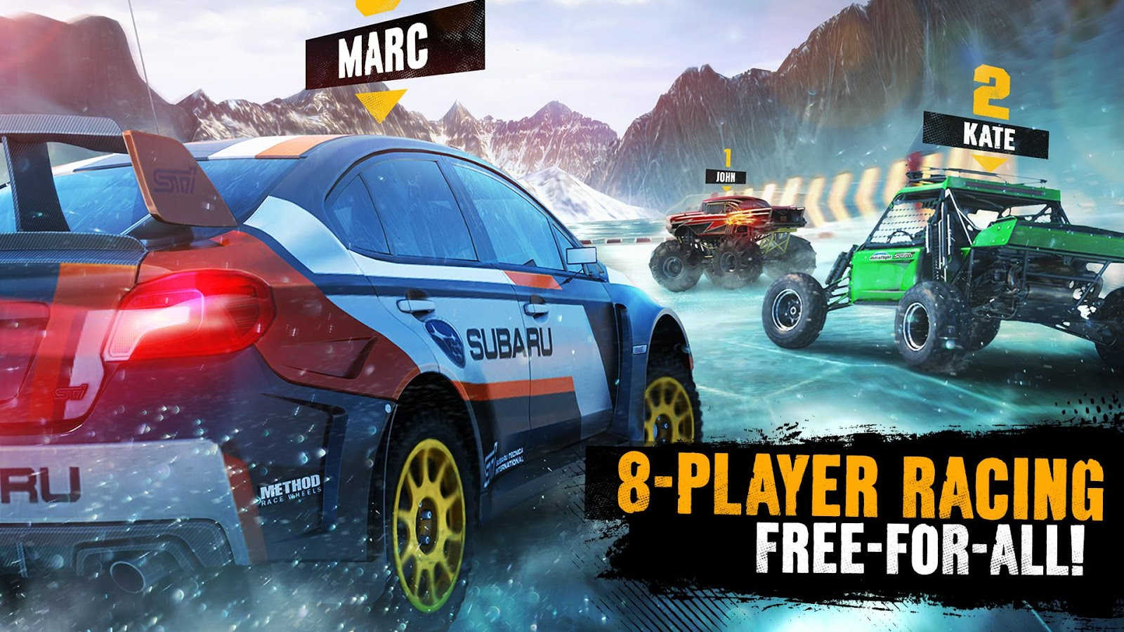 Asphalt Xtreme: Offroad Racing- screenshot