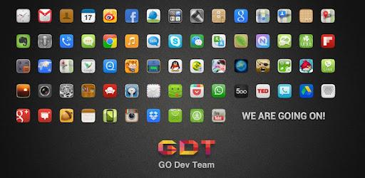 GO Launcher EX UI5 0 theme - Apps on Google Play