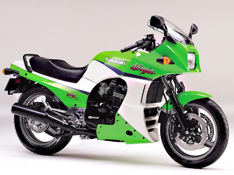 Kawasaki GPZ 900 Ninja-manual-taller-despiece-mecanica