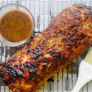 Creole Honey-Mustard Pork Loin.