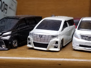 アルファード ANH25W 親車 240S タイプゴールド 4WDのカスタム事例画像 青森県のタイプゴールドさんの2019年03月23日19:30の投稿