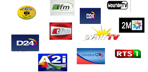 Watch African and international TVs and listen to radios.