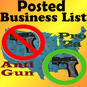 Posted! - List Pro & Anti Gun Carry Locations latest Icon