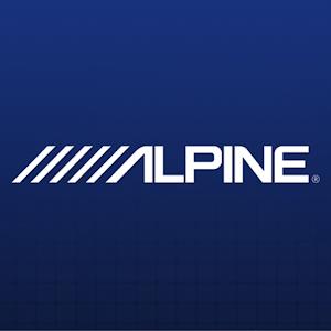 Alpine PXEDSP App APAPAV1.25 by Alpine Electronics of America INC. logo