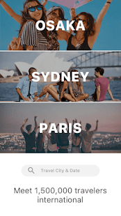 Serentrip - Travel Buddy & Locals- screenshot thumbnail