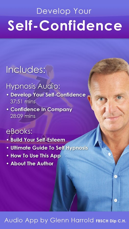 Develop Your Self-Confidence & Positivity Hypnosis- screenshot