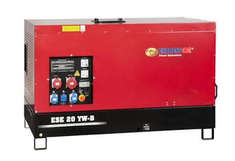 Dieselelverk ENDRESS Diesel Line ESE 15 YW-B