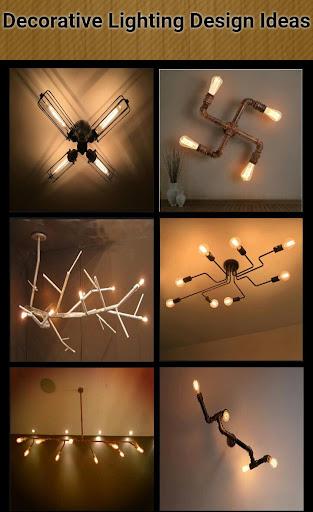 玩免費遊戲APP|下載Decorative lighting Ideas app不用錢|硬是要APP