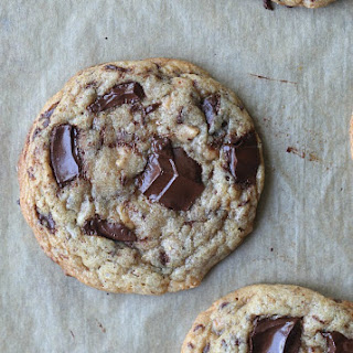 Bakery Style Chocolate Chunk Toffee Cookies