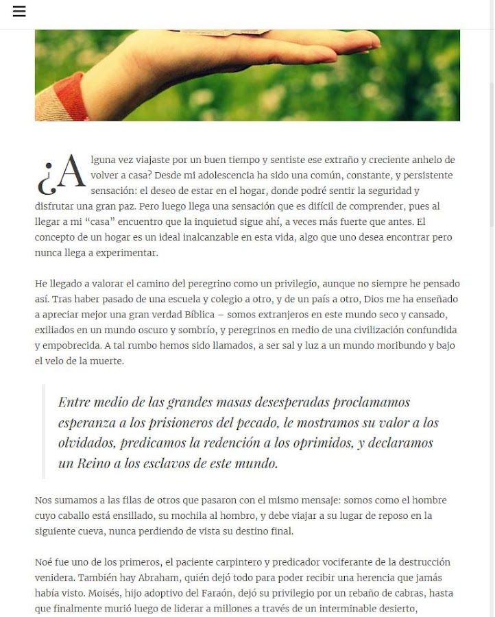Revista La Resistencia- screenshot