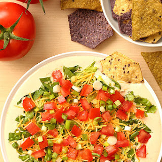 Chipotle Ranch Taco Dip