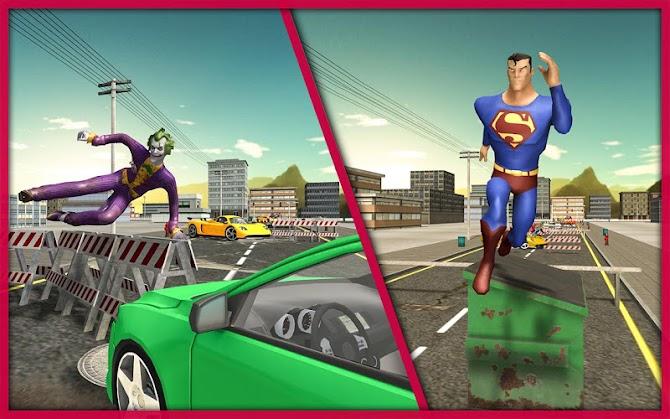 Superhero Extreme Parkour Android 14