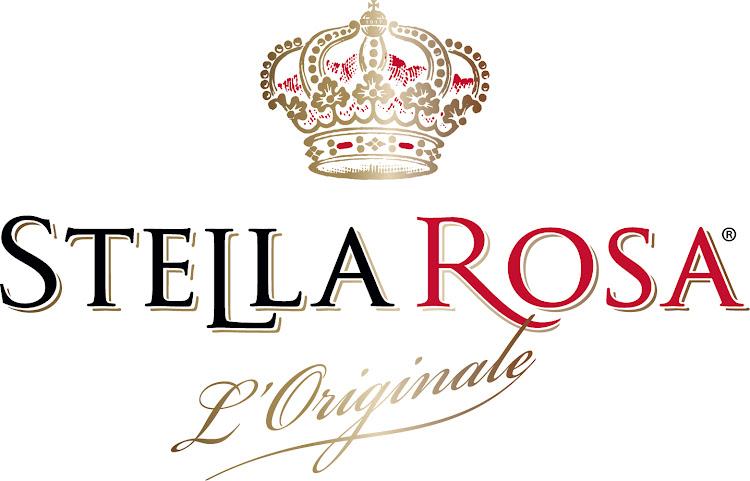 Logo for Stella Rosa Moscato D'Asti