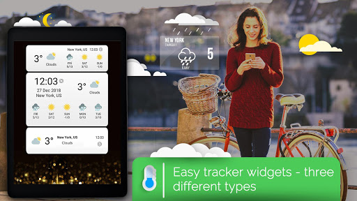 Weather Forecast: Today Temperature, Local Weather 2.0 screenshots 12