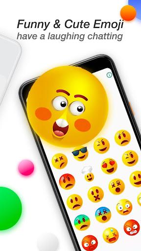 Emoji Love GIF Stickers for WhatsApp screenshot 1