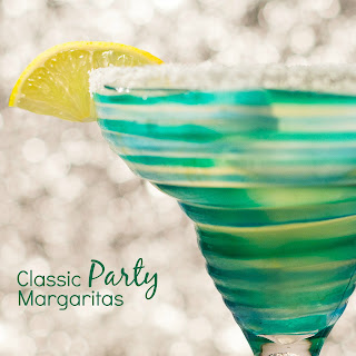 Classic Party Margaritas