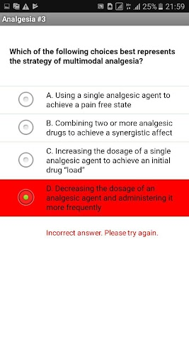 VTNE Veterinary Technician National Exam Prep Screenshot