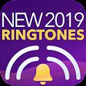 Top Ringtones 2018 - Logo