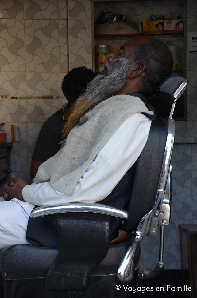 barbier inde
