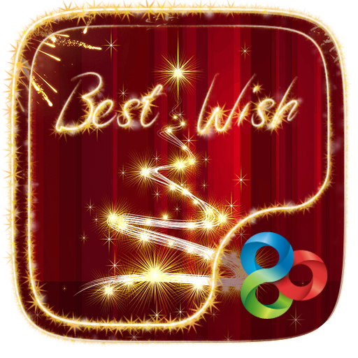 Best Wish GO Launcher Theme