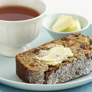 Gluten Free Fruit and Nut Loaf.