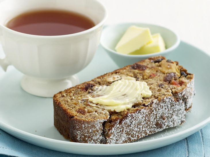 Gluten Free Fruit and Nut Loaf Recipe