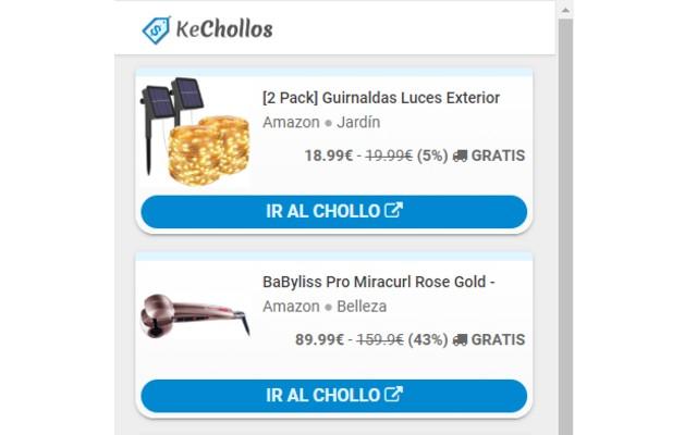 KeChollos